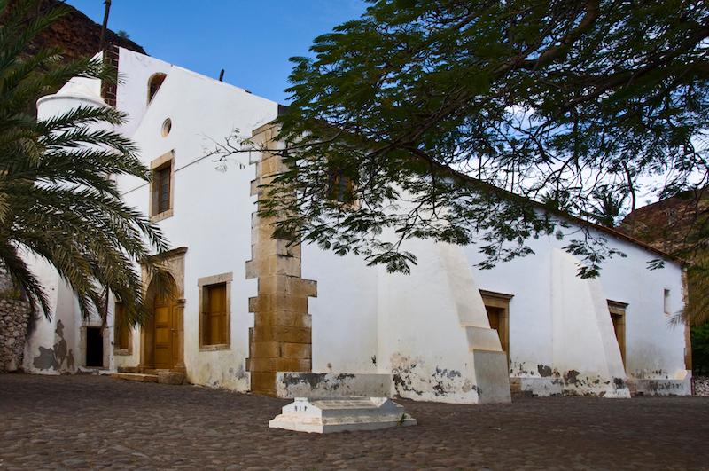 Igreja da Nossa Senhora do Rosário - Cidade Velha