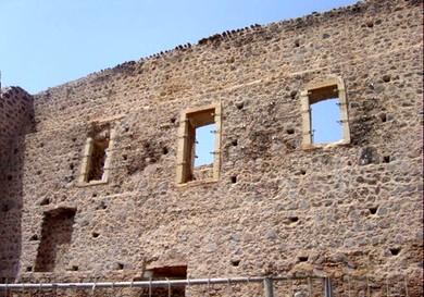 Cidade Velha de Santiago ruínas